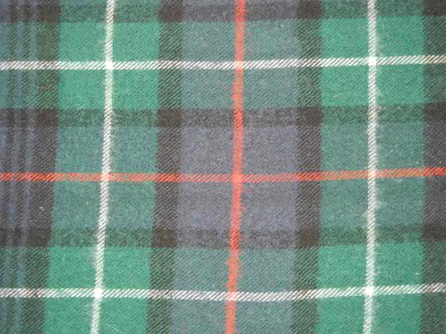 Seaforth Highlanders Tartan