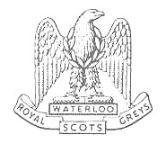 Royal Scots Greys badge
